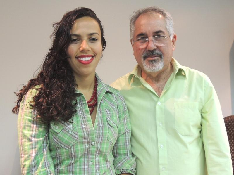 A eng. agrônoma Marina Bezerra é a nova assessora técnica do Crea-SE
