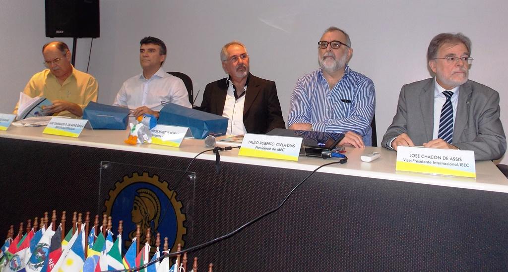 IBEC apresenta Orientação Técnica no Crea-SE