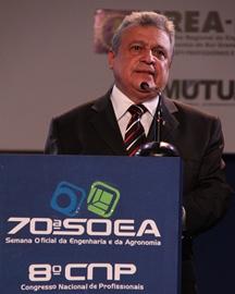 Presidente do Confea fala sobre 70ª Soea e 8º CNP