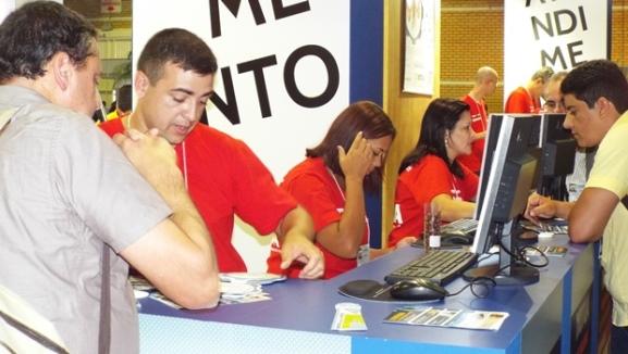 Diferentes serviços e informações são oferecidos na ExpoSoea pela Mútua