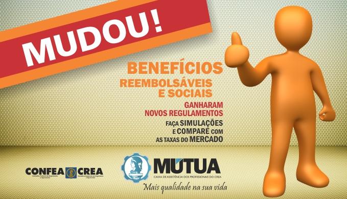 Mudanças em benefícios da Mútua apresentam mais vantagens aos associados