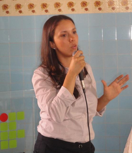 Crea-SE realiza palestra no campus do IFS em São Cristovão