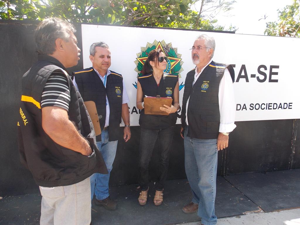 Fiscalização Pré-Caju 2014 – 24/01