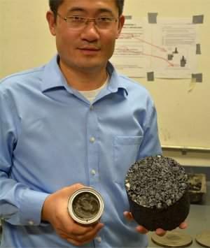 Bioasfalto sustentável é feito com óleo de cozinha usado