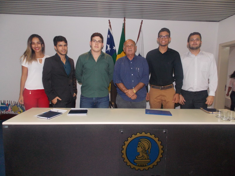Posse da nova diretoria do CreaJr-SE