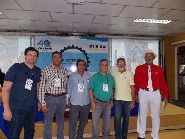 Eleição: oito delegados vão representar a engenharia sergipana no 9º CNP