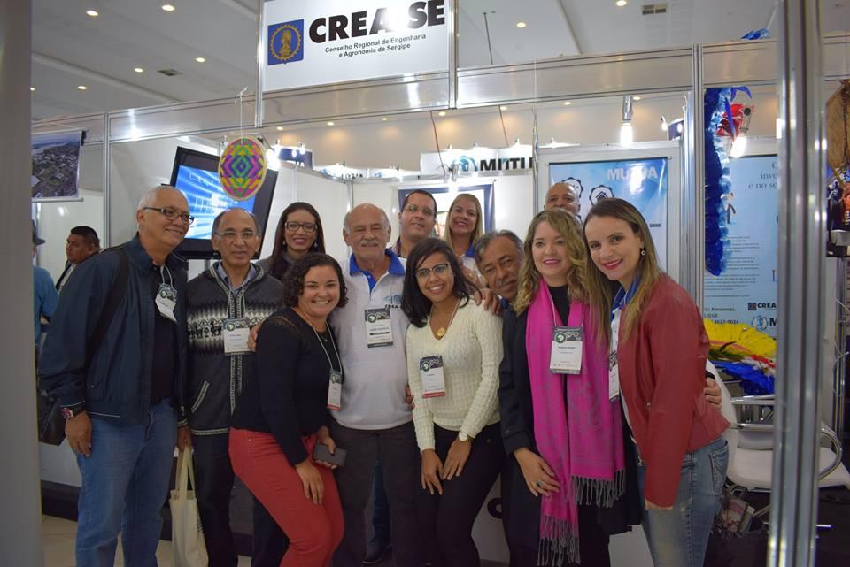 Crea-SE na 73ª Semana Oficial de Engenharia (Soea)