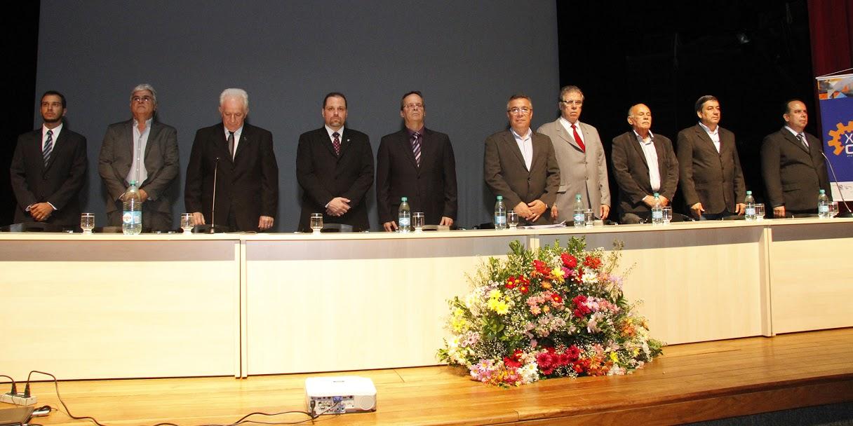 Crea-SE no XVI Congresso Nacional de Engenharia Mecânica e Industrial