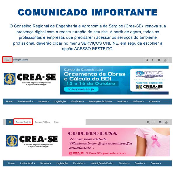 comunicado_acesso