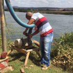 FPI Flagra Irregularidades na captação de água em Gararu