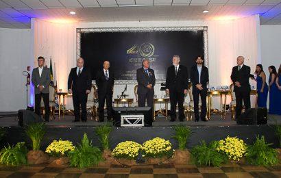 Solenidade dos 40 anos de fundação do Crea-SE