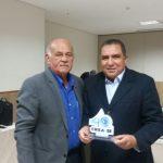 Deputado estadual Inácio Loiola é homenageado pelo Crea-SE