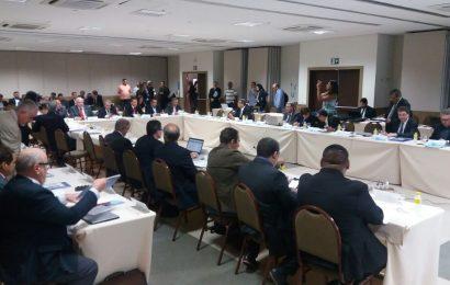 Colégio de Presidentes reúne lideranças do Sistema Confea/Crea em Aracaju