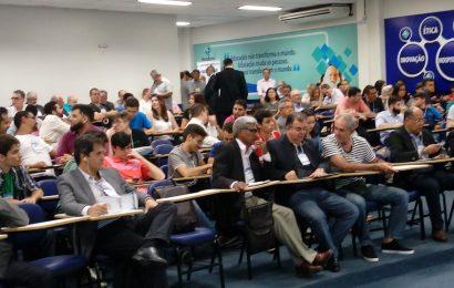 Importância econômica da Termelétrica Porto de Sergipe é apresentada a congressistas na abertura do XXVII CONEMI