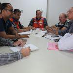 Crea-SE, Defesa Civil e DESO definem plano de ação para apurar  desabamento de caixa d' água que resultou na morte de duas crianças