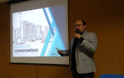 Lançamento do 'Manual do Condomínio'