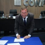 Engenheiro civil Joel Krüger é o novo presidente do Confea