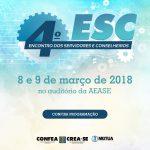 Aplicação de recursos públicos é tema de discussão no 4º ESC do Crea-SE