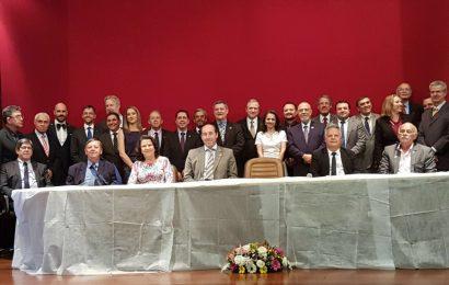 Arício Resende destaca importância do IBAPE Nacional e parabeniza nova diretoria do Instituto