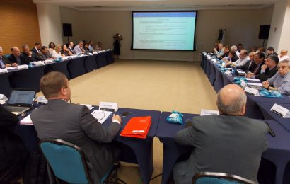 Lideranças apresentam propostas para melhorias do Sistema Confea/Crea/Mútua