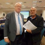 Crea-SE e Mútua firmam convênio para viabilizar a participação de profissionais na 75ª SOEA