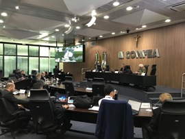 Plenário do Confea se posiciona contra a privatização do Sistema Eletrobras