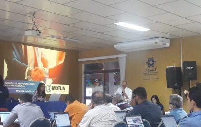 Sessão plenária destaca realização da SOEA e abre espaço para ações da Mútua-SE