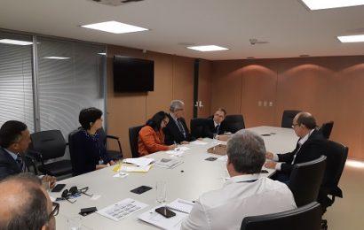 Confea recebe CAU e Ministério das Cidades para discutir o Cartão Reforma