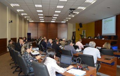 Gestores dos Creas apresentam propostas no último dia do Colégio de Presidentes