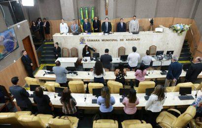 Câmara de Vereadores de Aracaju realiza Sessão Especial em homenagem ao Crea-SE