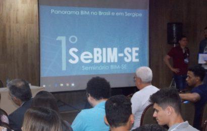 Implantação da Tecnologia BIM é tema de palestra
