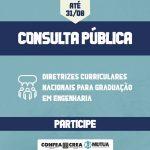 Consulta pública sobre Diretrizes Curriculares Nacionais de graduação em Engenharia encerra nesta sexta-feira
