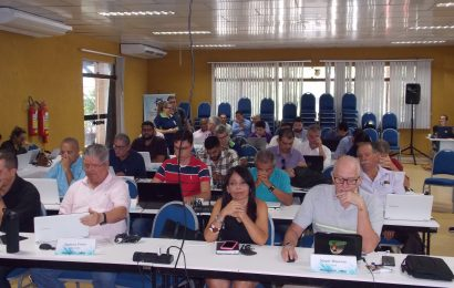 Representação da Engenharia e da Agronomia na Assembléia Legislativa é destacada em sessão plenária do Crea-SE