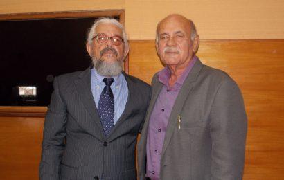 Arício Resende prestigia entrega do Título de Cidadão Sergipano ao fundador do Museu Casa do Velho Chico