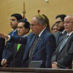 Arício Resende prestigia posse do governador Belivaldo Chagas e da vice-governadora Eliane Aquino