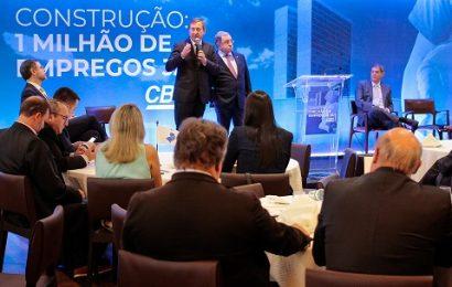 Engenharia brasileira unida em favor do desenvolvimento nacional