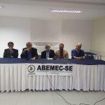 Crea-SE reforça apoio à ABEMEC-SE e  deseja sucesso a nova diretoria