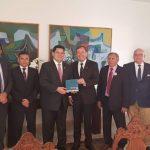Presidente do Senado garante apoio ao Sistema Confea/Crea e Mútua