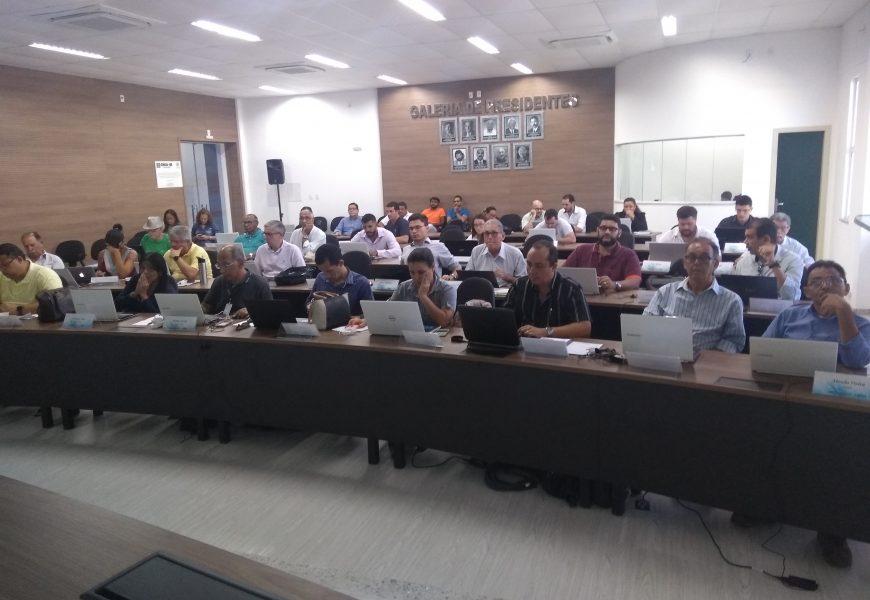 Crea-SE instala Comissão para organização do 8º Congresso Estadual de Profissionais -CEP