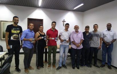 Recém-formados recebem carteira profissional do Crea-SE