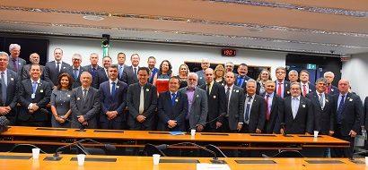 Crea-SE participa de ato de instalação da  Frente Parlamentar Mista da Engenharia na Câmara dos Deputados