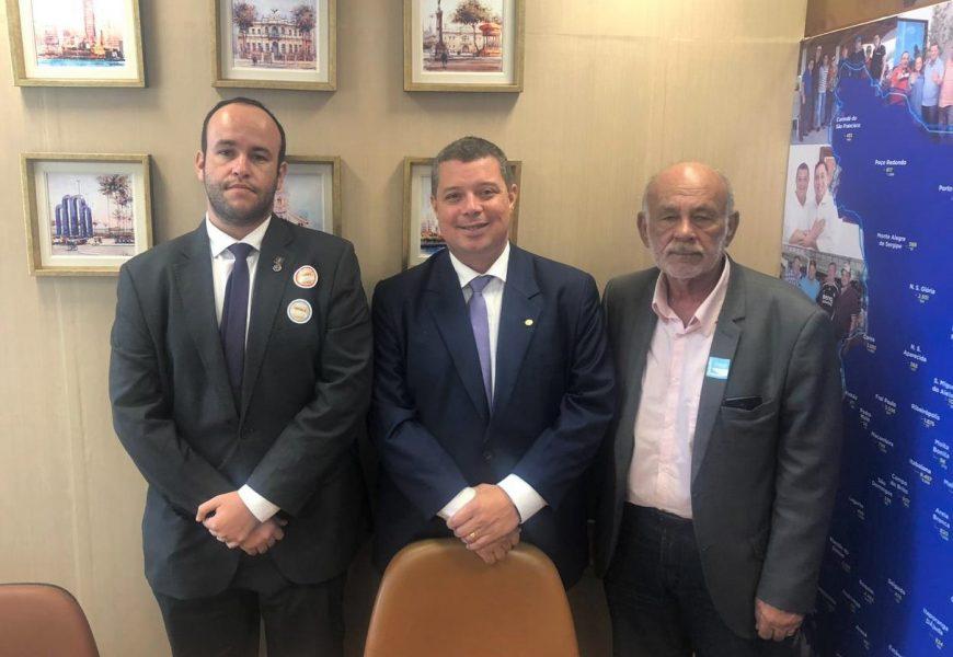 Crea-SE busca apoio da bancada sergipana na Câmara dos Deputados contra MP 873/2019