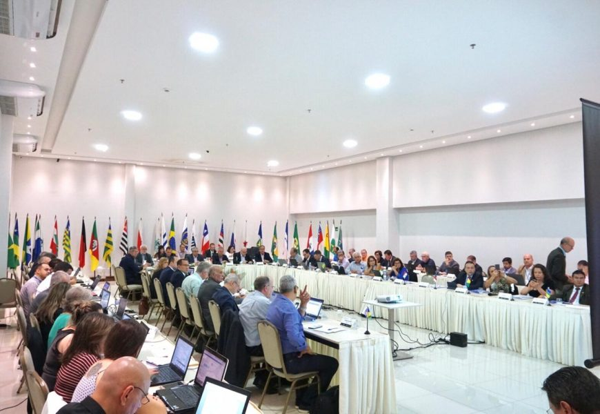 Homologação de cursos e EAD são destaques no segundo dia de reunião dos presidentes de Creas