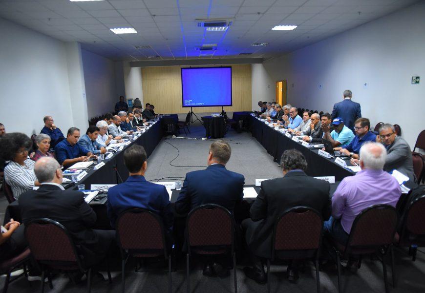 Crea-SE participa de reunião nacional das Câmaras de Civil