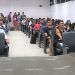 Crea-SE debate os rumos da formação profissional da Engenharia e da Agronomia com profissionais e estudantes do IFS-Estância