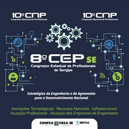 8º Encontro Estadual de Profissionais de Sergipe