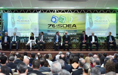 Crea-SE prestigia lançamento da 76ª Semana Oficial da Engenharia e da Agronomia