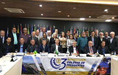 Frente Parlamentar em Defesa da Engenharia, Infra- Estrutura e Desenvolvimento é lançada em Sergipe