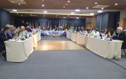 Lideranças discutem propostas e definem ações para melhoria do Sistema Confea/Crea em reunião do Colégio de Presidentes/Aracaju