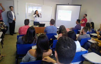 Crea-SE destaca atribuições de engenheiros agrônomos na Semana de Acolhimento da UFS Campus-Glória